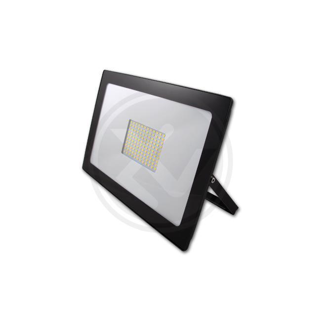 LED21 LED reflektor VEGA 100W SMD2835 9000lm IP65 SLIM Neutrální bílá V0759